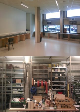 filmacademie werkplaats en mediatheek
