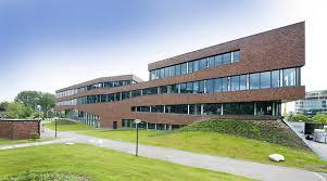 Hogeschool Leiden achterzijde