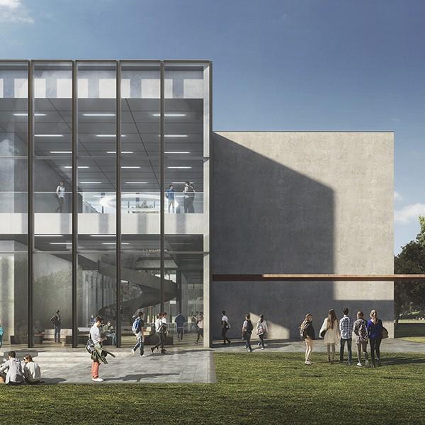 Tilburg University BREEAM